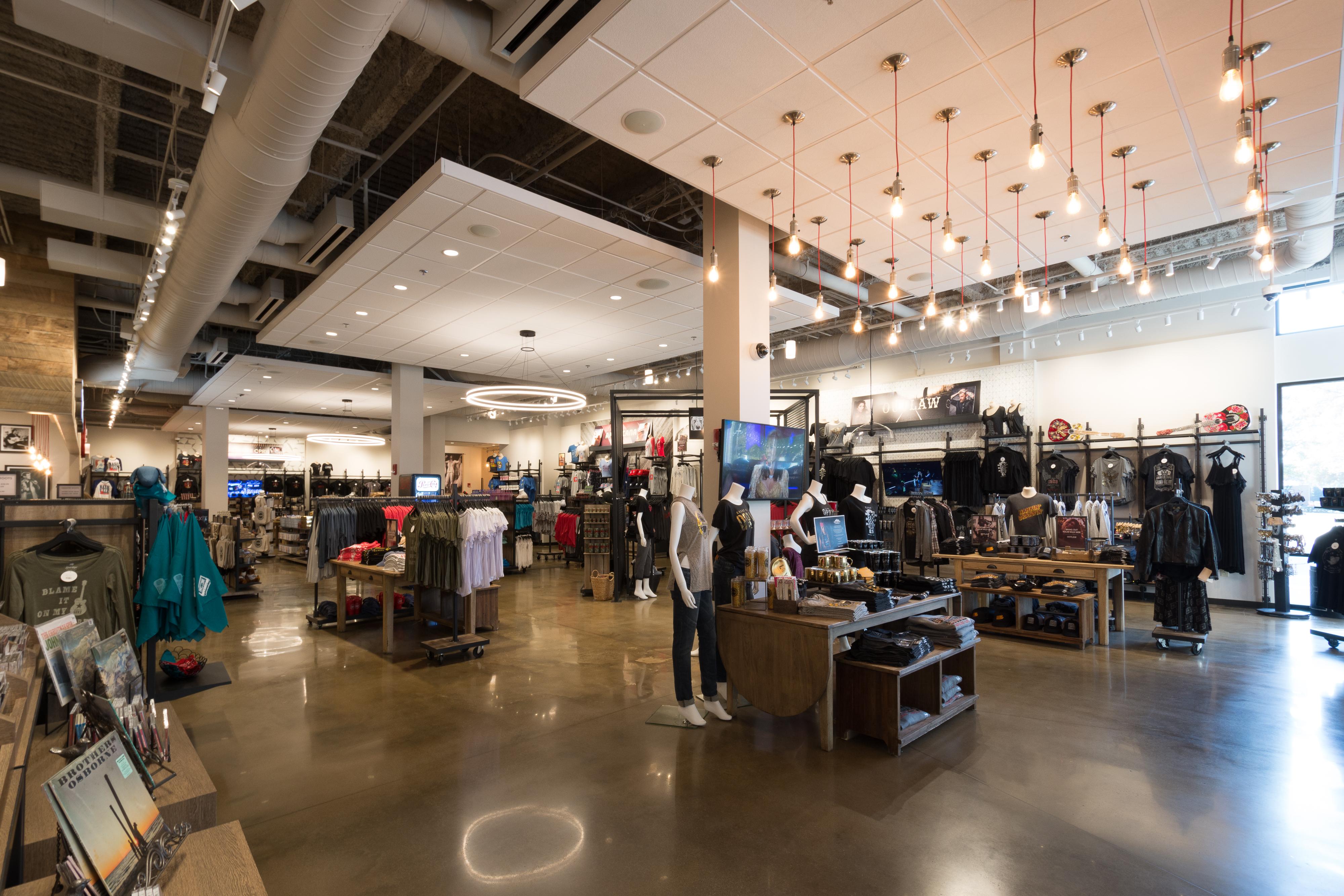 Jnj My Store >> The Opry Shop J J Interiors Inc